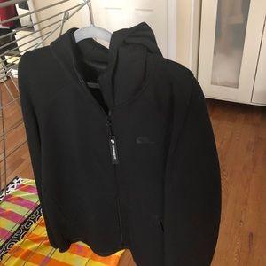 Nike tech zip up hoodie